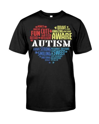 Autism Heart - Autism Awareness
