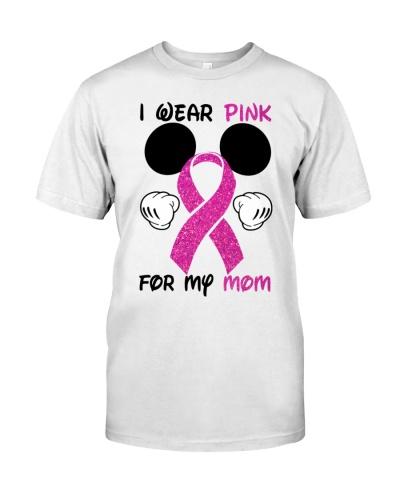 I wear pink - Breast cancer Awareness