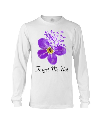 Forget me not flower - Alzheimer's Awareness