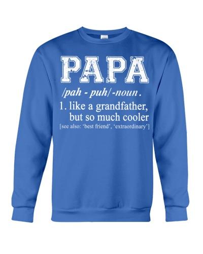 Papa noun