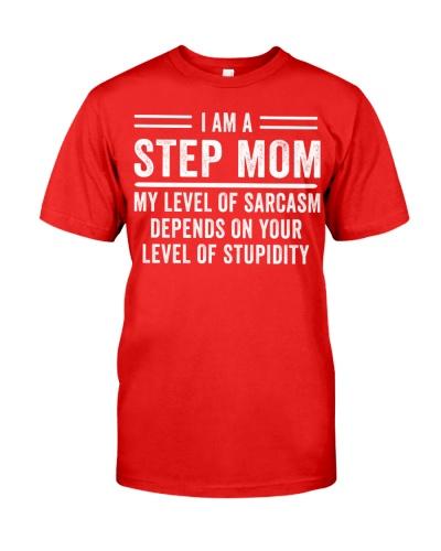 I am a Step Mom - My level of sarcasm