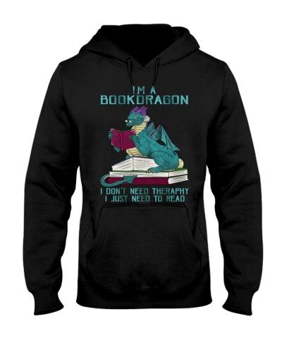 I am a bookdragon