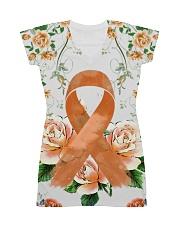 Multiple Scerosis Awareness  All-over Dress thumbnail
