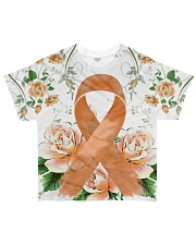 Multiple Scerosis Awareness  All-over T-Shirt front