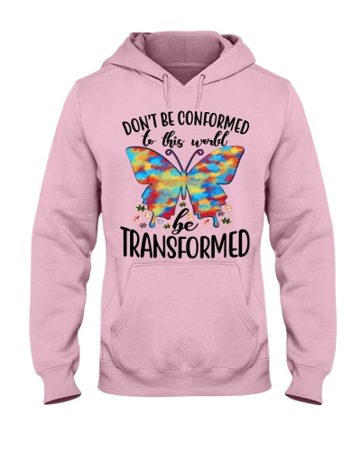 Be transformed - Autism Awareness