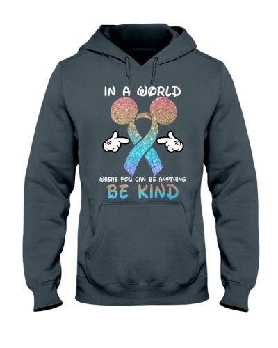 Be kind - Autism Awareness