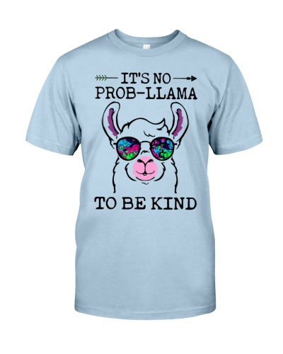 No prob llama - Autism Awareness