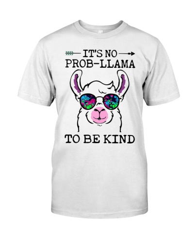 No prob llama - Autism Awareness