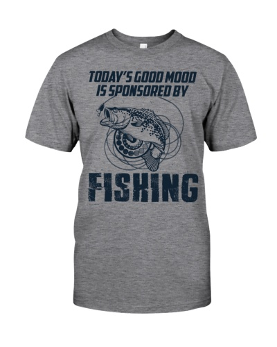 Today's good mood is sponsored by Fishing