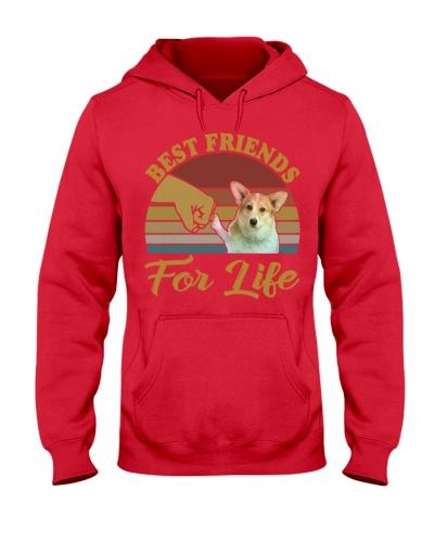 Best friends for Life - Corgi