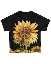 Hippie Sunflower All-over T-Shirt back