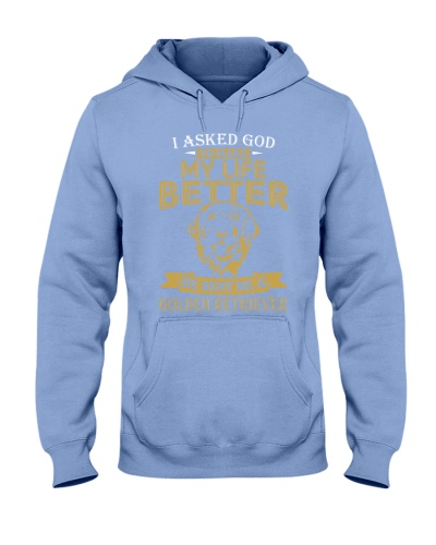 I asked God to make my life better