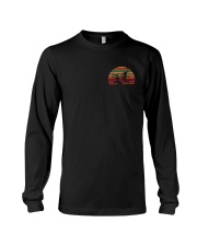 I'm Retired Every Hour Is Happy Hour Long Sleeve Tee thumbnail
