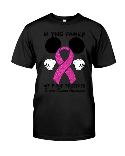 In this family - Breast cancer Awareness