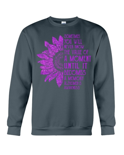 You will never know - Alzheimer's Awareness