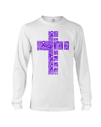 God is within her - Alzheimer's Awareness