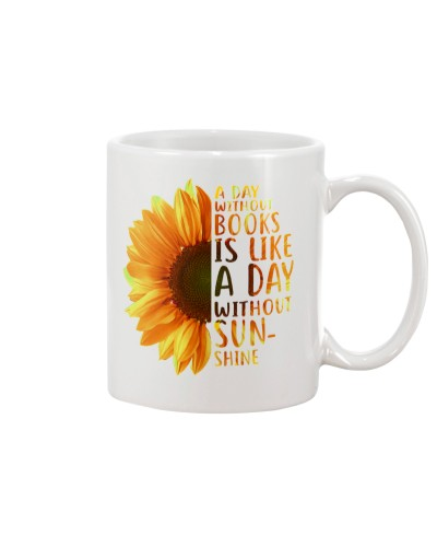 A day without books is like a day without