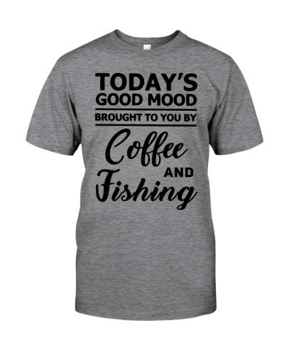 Today's good mood Fishing