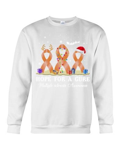 Orange Ribbon - Multiple Sclerosis Awareness