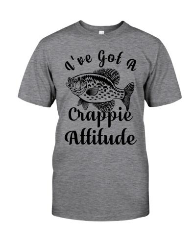 I've got a crappie attitude
