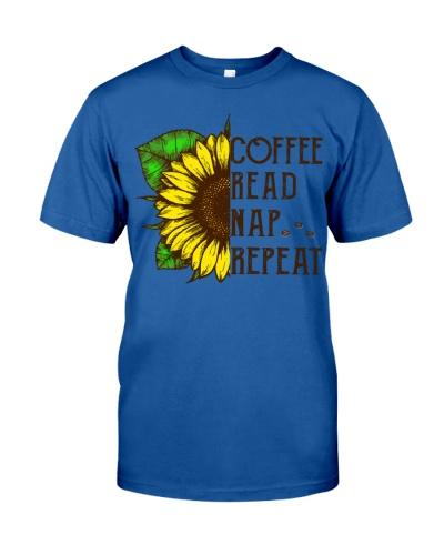 Coffee Read Nap Repeat