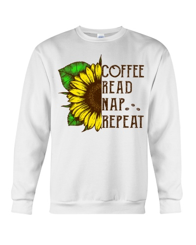 Coffee Read Nap Repeat