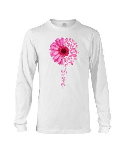 Be strong - Breast cancer Awareness