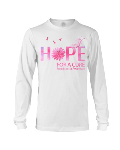 Hope for a cure - Breast cancer Awareness