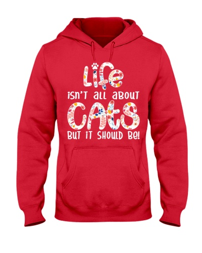 Life isn't all about cats