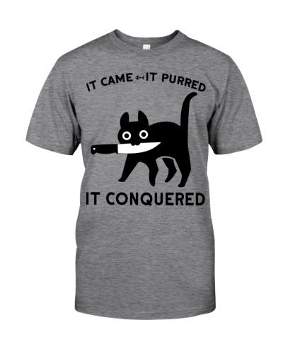 Cat Conquered