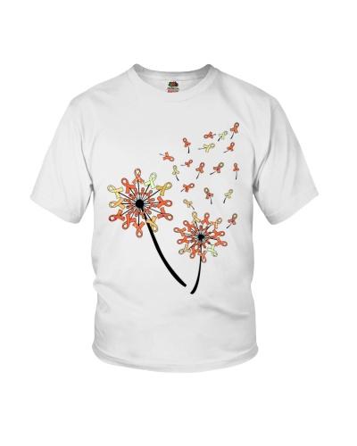 Dandelion flower - Multiple Sclerosis Awareness