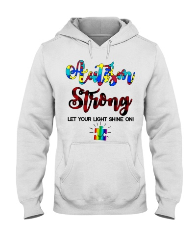 Let your light shine on - Autism Awareness