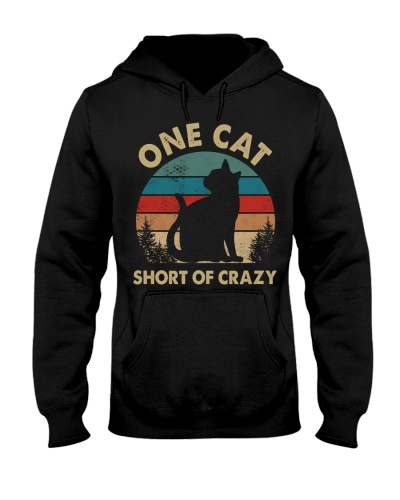One Cat Short of Crazy - Funny