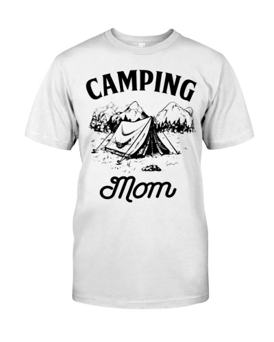 Camping mom