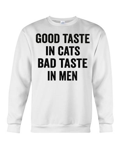 Good taste in cats