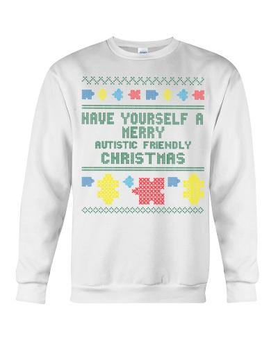 Merry christmas - Autism Awareness
