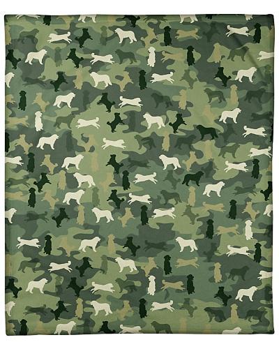 Camouflage Mountain Bernese Dog