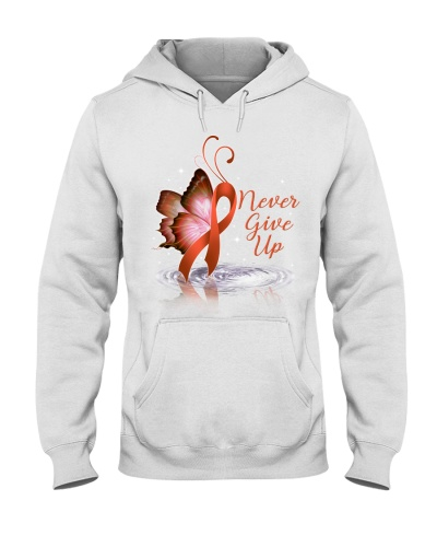 Never give up  - Multiple Sclerosis Awareness