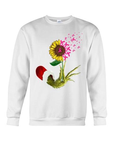 Sunflower Breast cancer Awareness