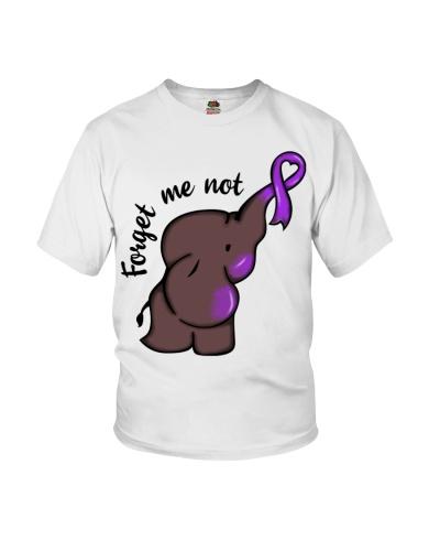Forget me not - Alzheimer Awareness