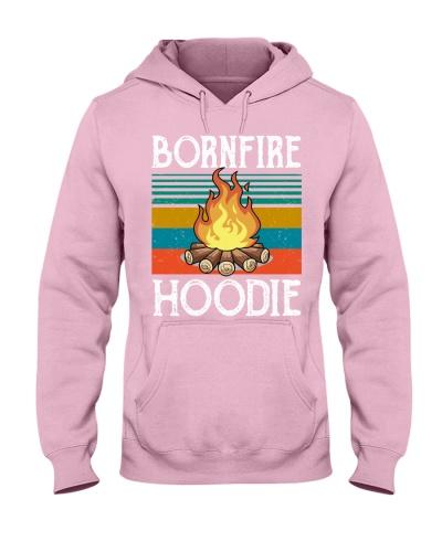 Bornfire hoodie - Camping