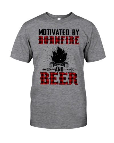 Motivated by bornfire and beer
