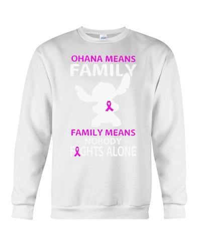 Nobody fights alone - Breast cancer Awareness