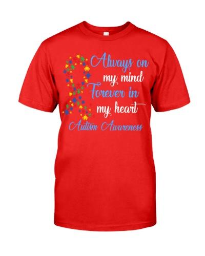 Always on my mind - Autism Awareness