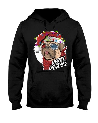 Merry Christmas - Pug