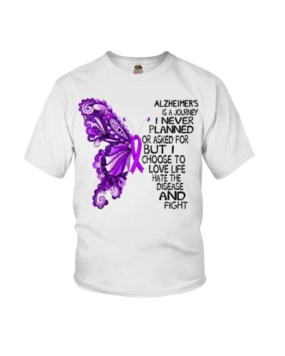 Alzheimer's is a Journey - Alzheimer's Awareness