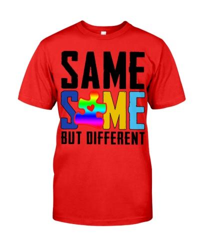 Same same but different - Autism Awareness
