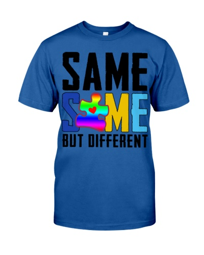 Same same but different - Autism Awareness