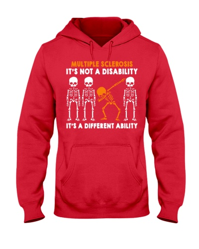 A different ability - Multiple Sclerosis Awareness