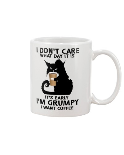 I don't care - Funny Cat